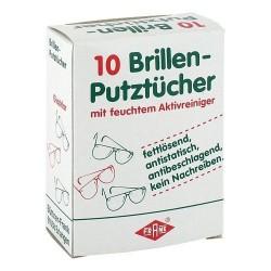 Brillen Putztücher 10 Stück