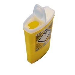 Abwurfbehälter sharpsafe 0,6 L